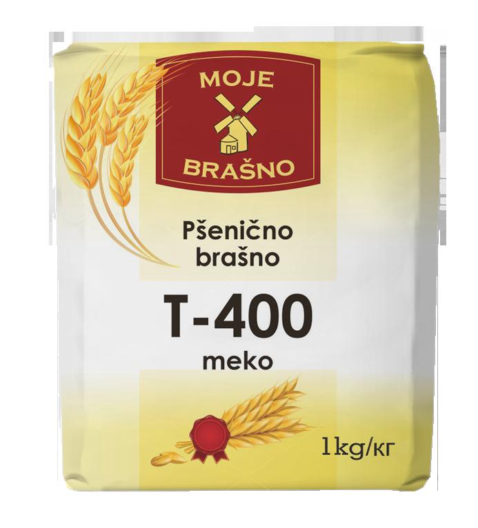 Moje brašno - T400