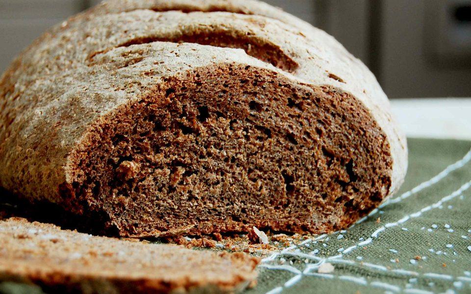 Crni hleb - hleb od crnog brašna